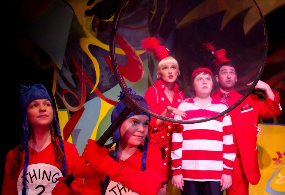 Seussical!  - The Coterie Theatre, 2011