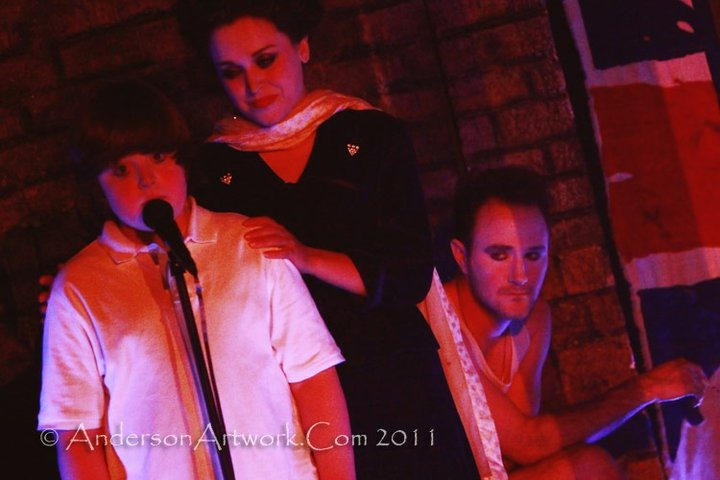 The Wall   - The Living Room Theatre, 2011