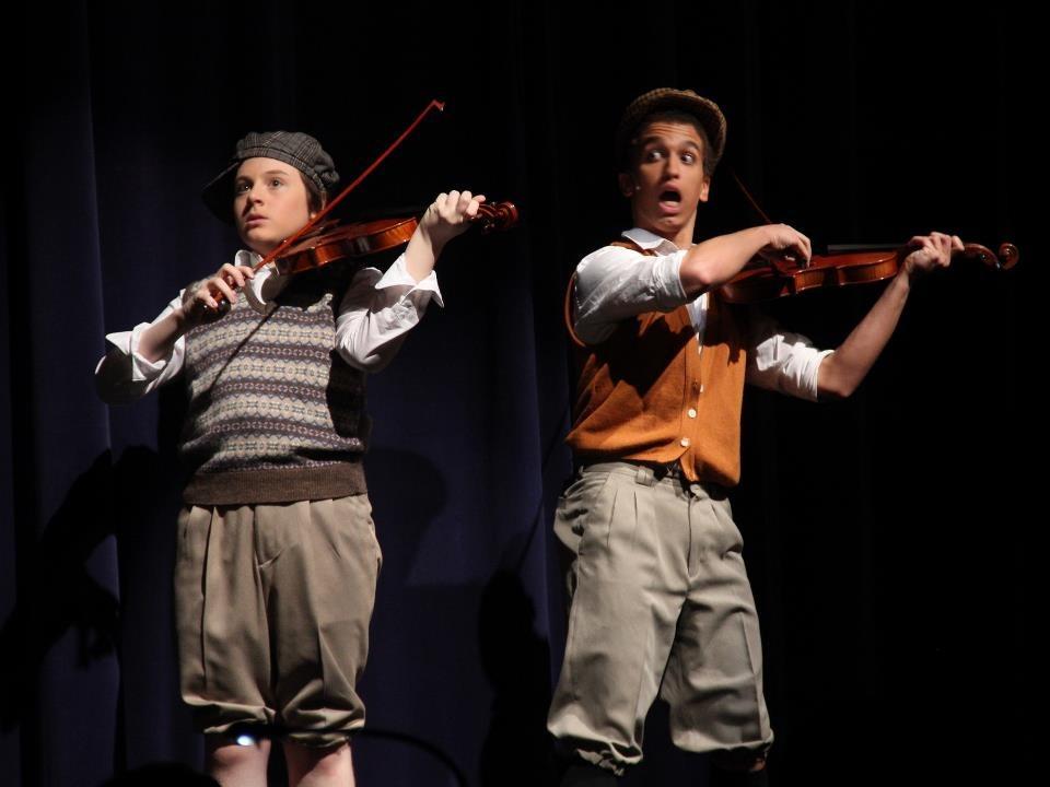 Singin' in the Rain   - Reservoir Theatre, 2013