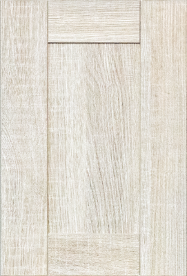 Thermo Structured Surface two sides - Woodline 1900  Coast White