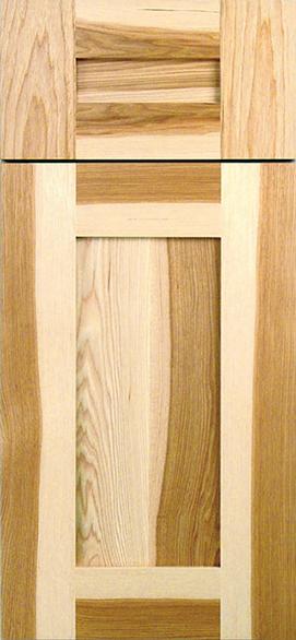 1900 Calico hickory Natural Finish
