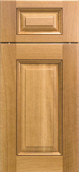 Bridgeport Qtr. Sawn White Oak -Natural Finish