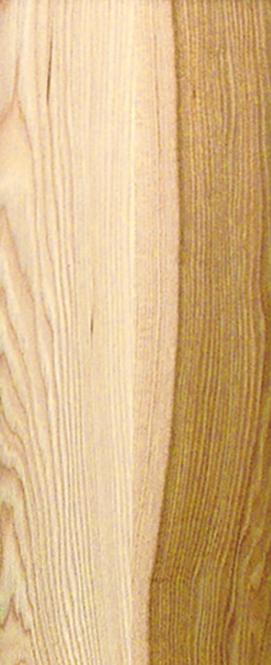 Hickory Veneer Natural Finish