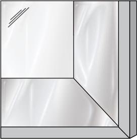Alumina Frame 89