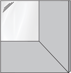 Alumina Frame 90