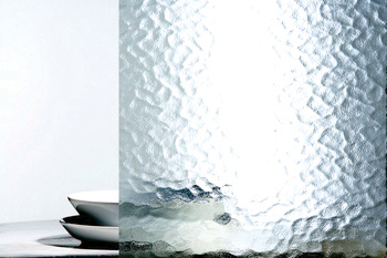 contemporary Glass Insert Aqualite
