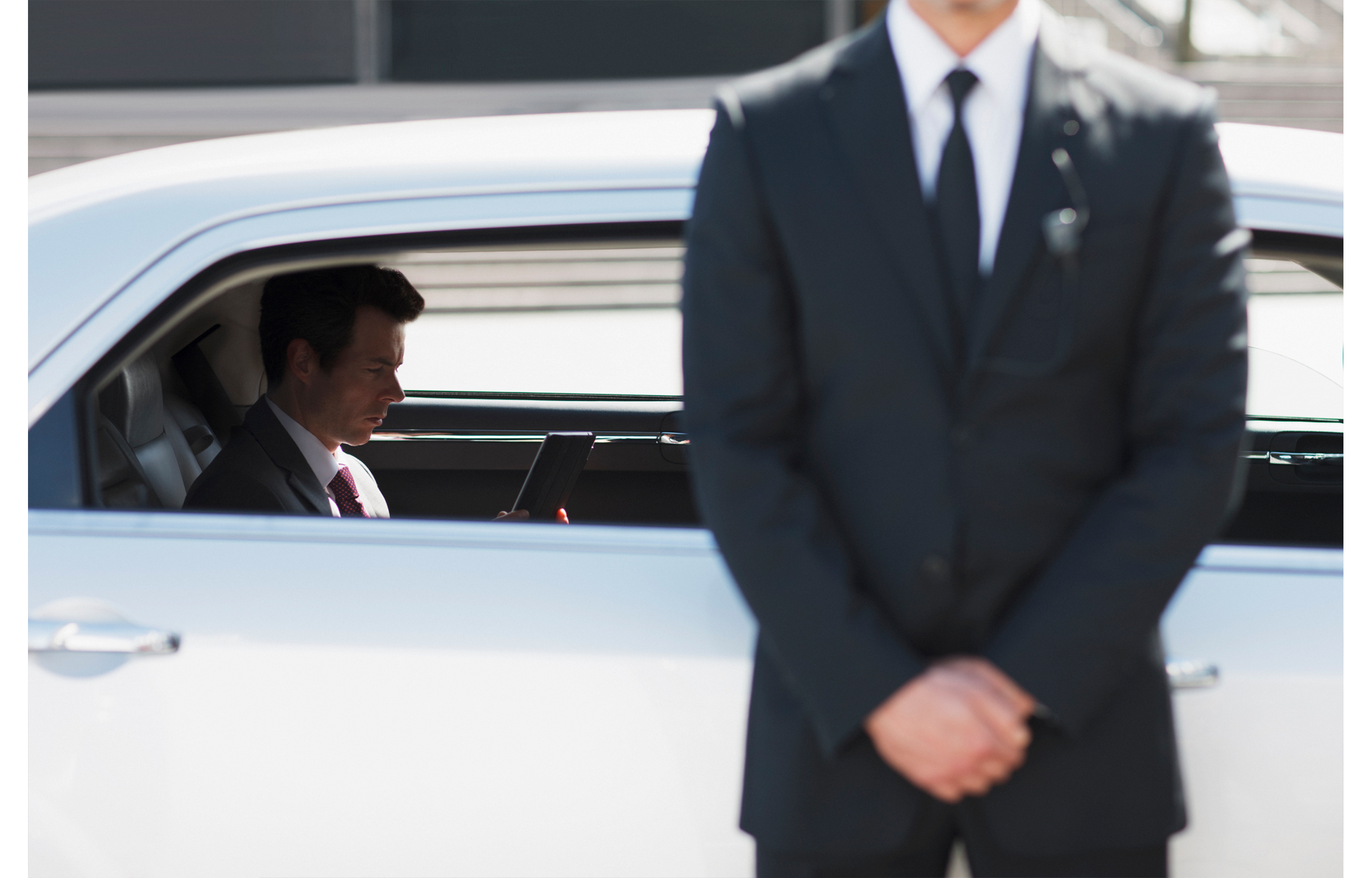 Secure drivers for executives.