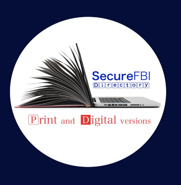 Members of Secure FBI Directory
