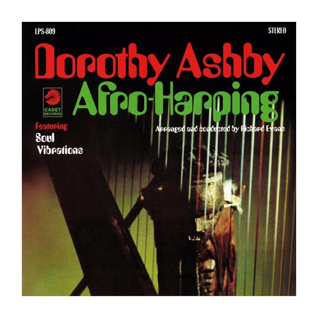 "INFLUENTIAL DETROIT RECORD | Dorothy Ashby, a Detroit musician who incorporated the harp into jazz music, produced the seminal ""Afro-Harping"" in 1968. Ashby learned to play the harp at Cass Tech."