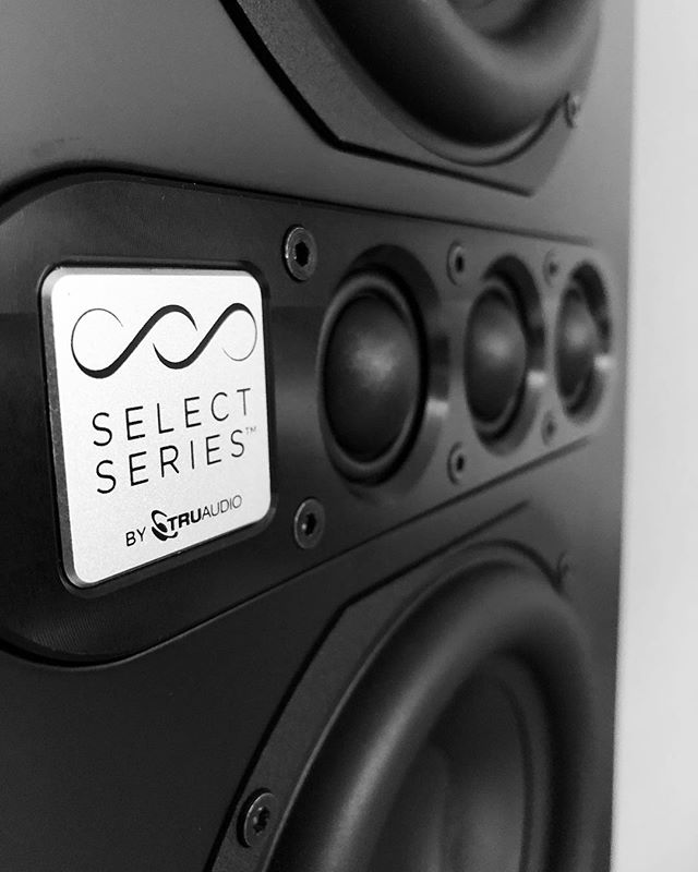 Now featuring Select Series S63 cabinet speakers by @truaudiospeakers in our Lake Automation #hifi room. These #speakers can handle some major power! We are pushing 400 watts from our Aragon Iridium #monoblock #amplifiers and they sound amazing. These speakers #biamp capable but crisp and hard-hitting bass even without biamping. I can't wait to geek out with several setups. Already thoroughly impressed! More to come. Contact us today to schedule a listening session and hear for yourself! #stereo #twochannel @tidal #tidal #audiophile #thelakehouse