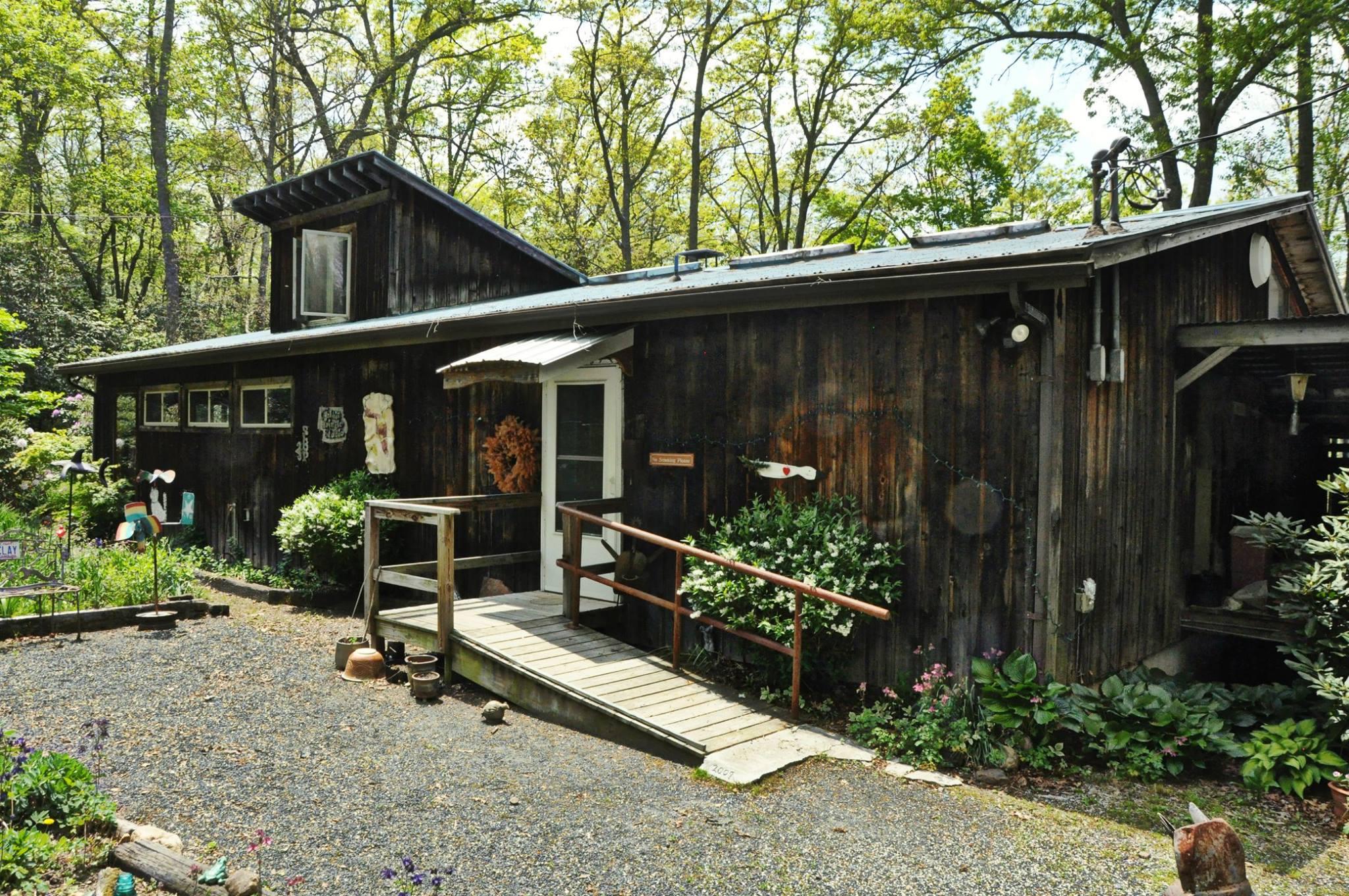 Cynthia Bringle's Studio in Penland, North Carolina