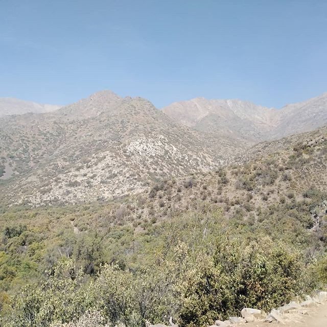 Forgotten Ridge, Sierra De Ramón Santiago A route I had been scoping out for over 3 years, convinced it was possible. It was, and a lot of fun scrambling times . . . . . #scrambling #trailrunning #skyrunning #sierraderamon #santiago #chile #precordillera #montaña #mountains #mountainrunning #rambling #hiking #walking #explore #nature #lovelife #wild #rockymountains #exposed #movement #live #alive