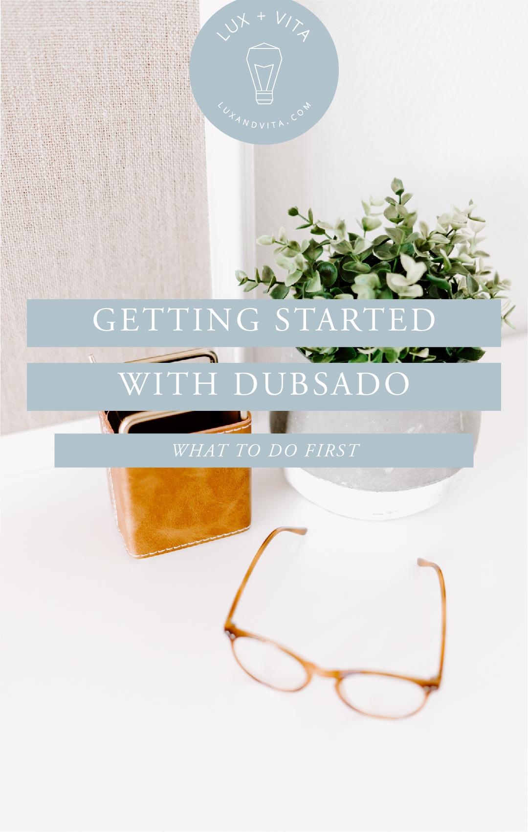 How to get started using Dubsado #startacrm #crm #dubsado #honeybook #17hats #tave #clientmanagement #howtousedubsado #usedubsado