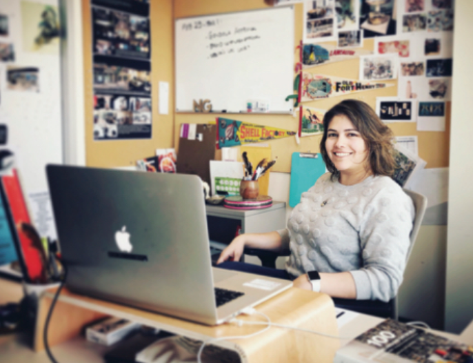 PRODUCTION DESIGNER UNITED - Production designer Naz Goshtasbpour talks all things art department and how she got started in the biz in our latest interview. Her latest project, In The Dark premiers April 4th on The CW Network.