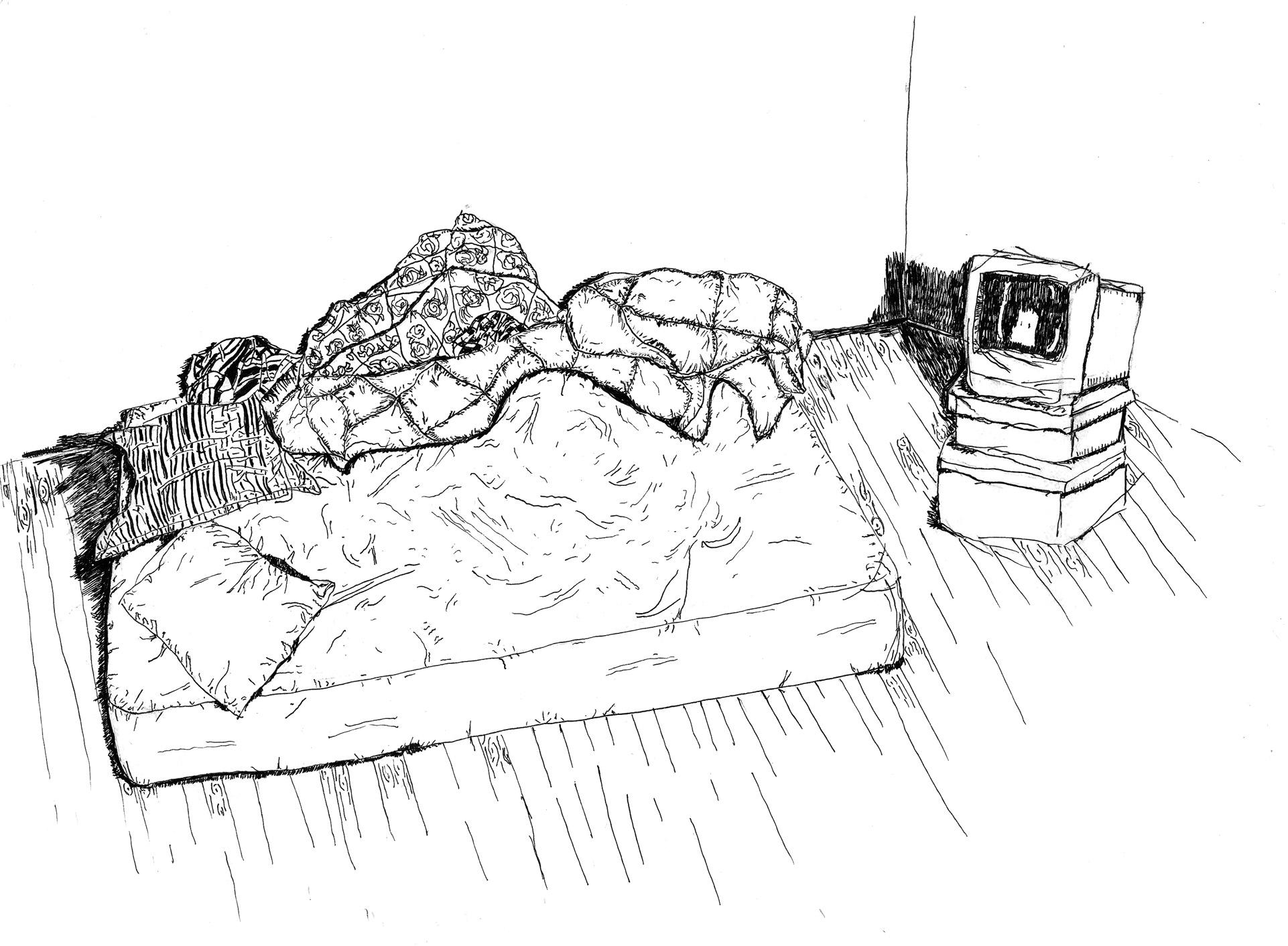 Bad Things Happen To Good People (Rape Bed)