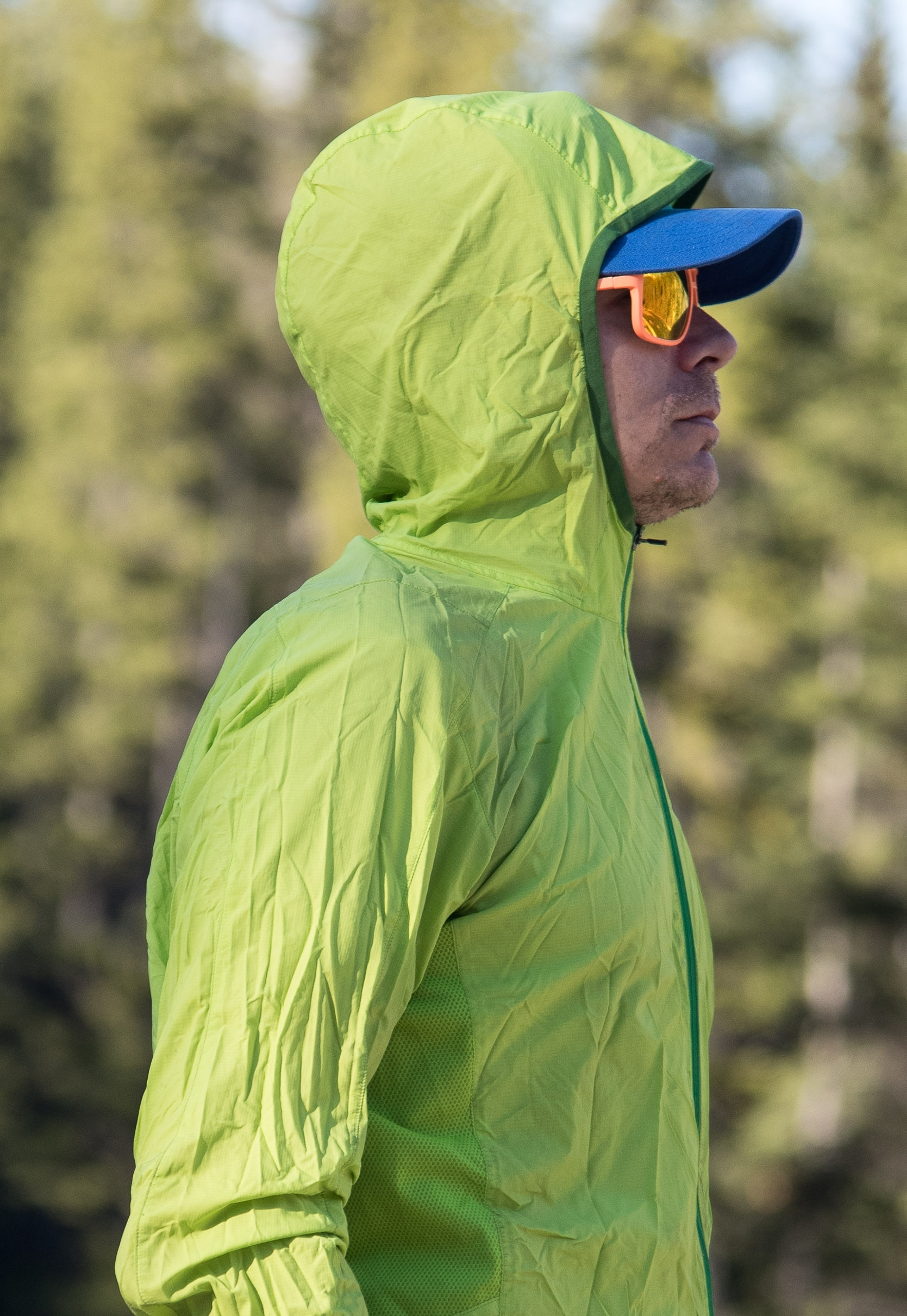 Arcteryx Incendo Hoody Mens Trail Running Windshell