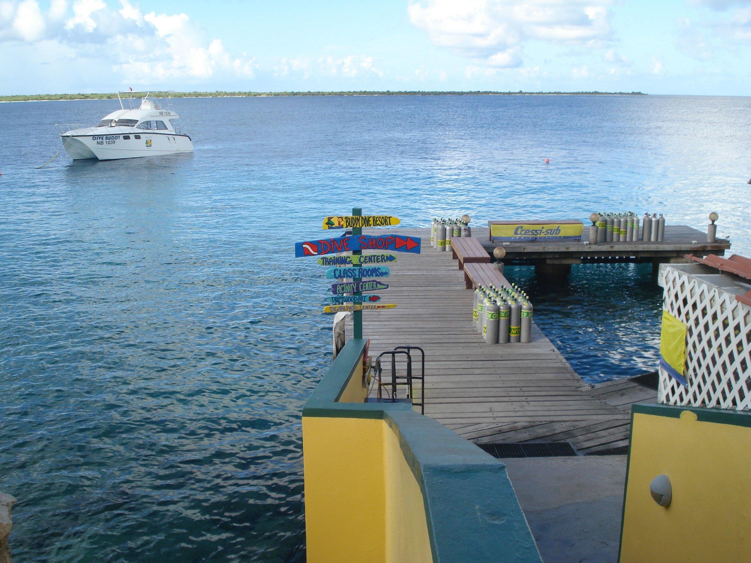 Buddy Dive Resort on Bonaire