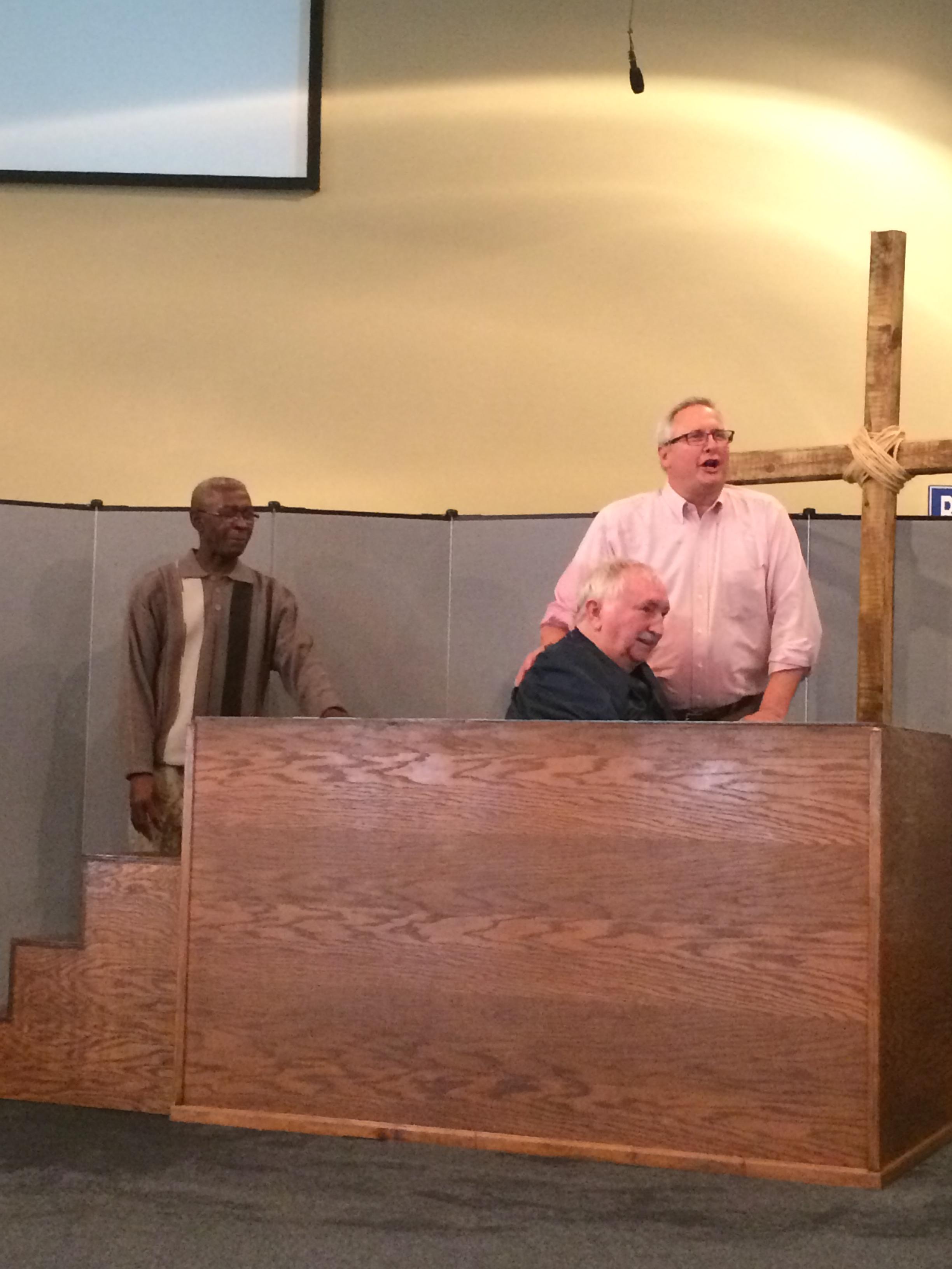 Willow Lake Baptism.JPG