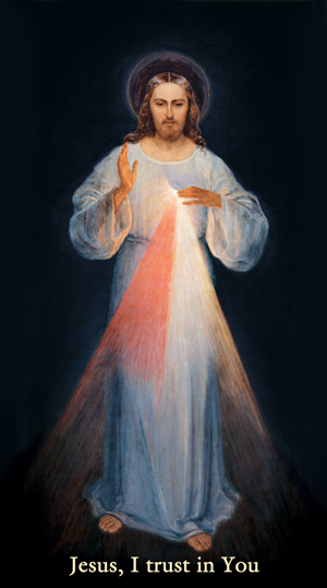The Image of the Divine Mercy
