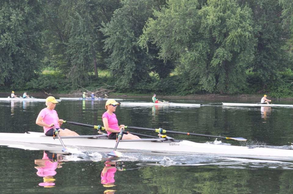 Experienced Adult Rowers - CPRA offers rowing opportunities for novice to advanced rowers. There are multiple coached rowing sessions throughout the week. Members are able to use club boats or store private boats in the boat house