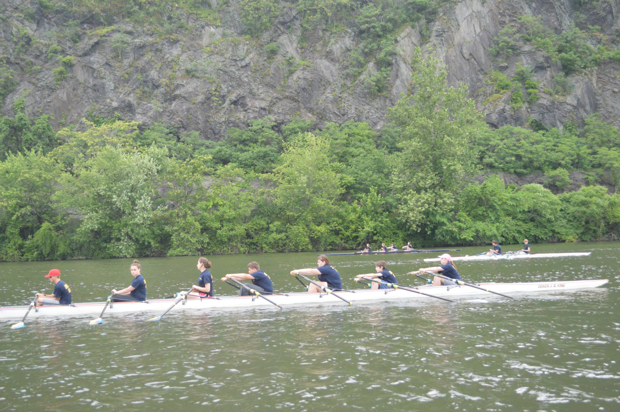 Juniors Rowing - CPRA offers a Juniors rowing program for those youth who have already experienced rowing. This program will refine your skills and culminate in participation in either a sprint race (summer) and/or a head race (fall) regatta.