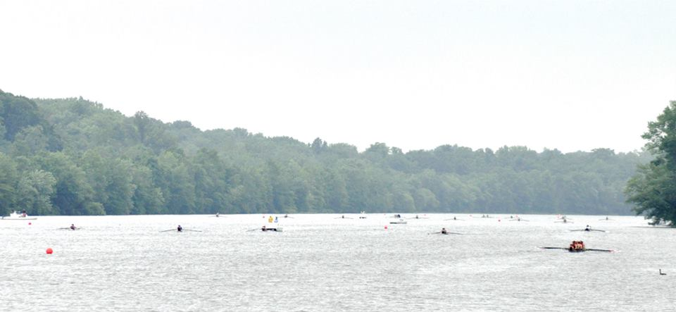 Carnegie Lake Regatta 2015
