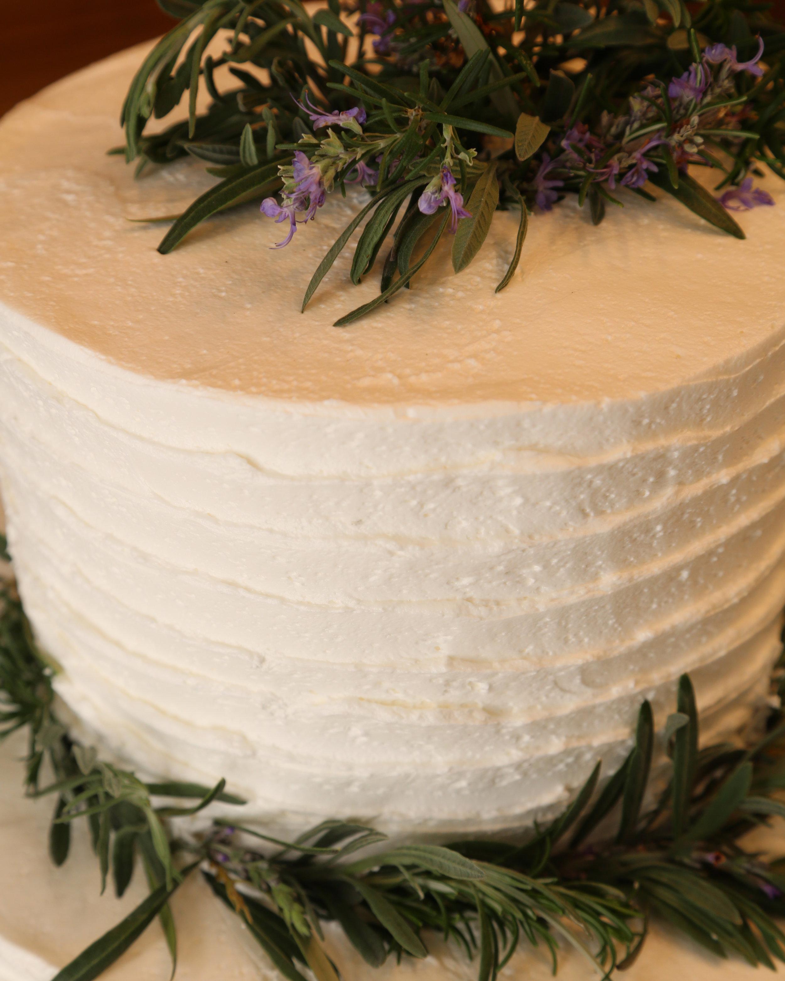 Wedding Cake Detail #2