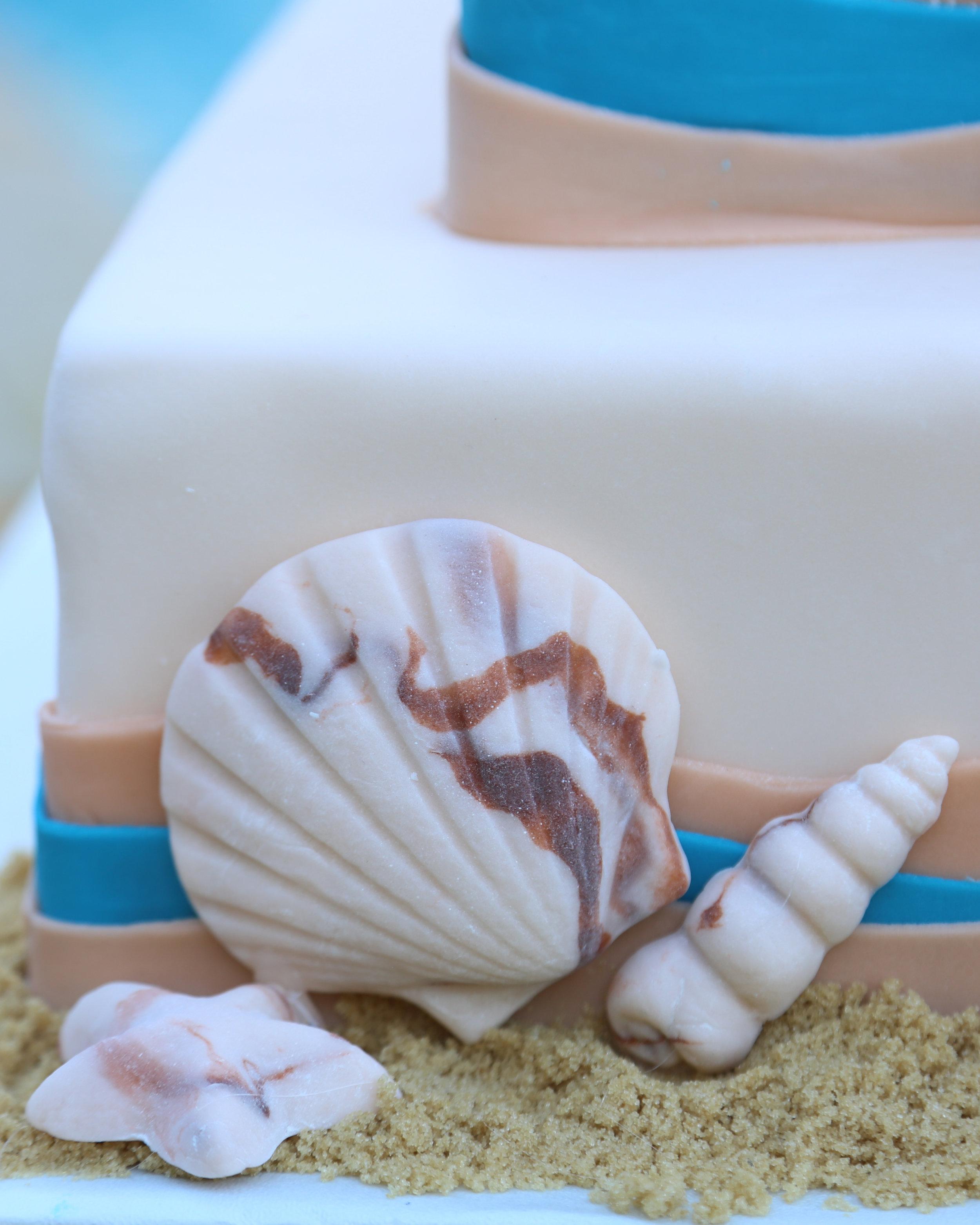 Wedding Cake Detail #3