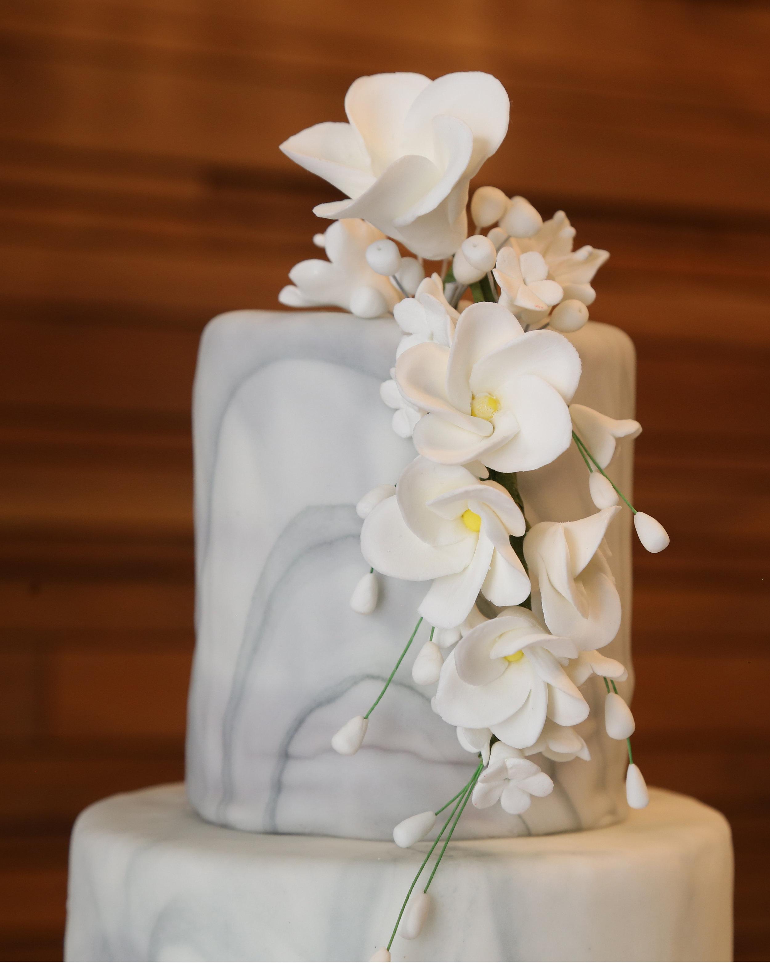 Wedding Cake Detail #4