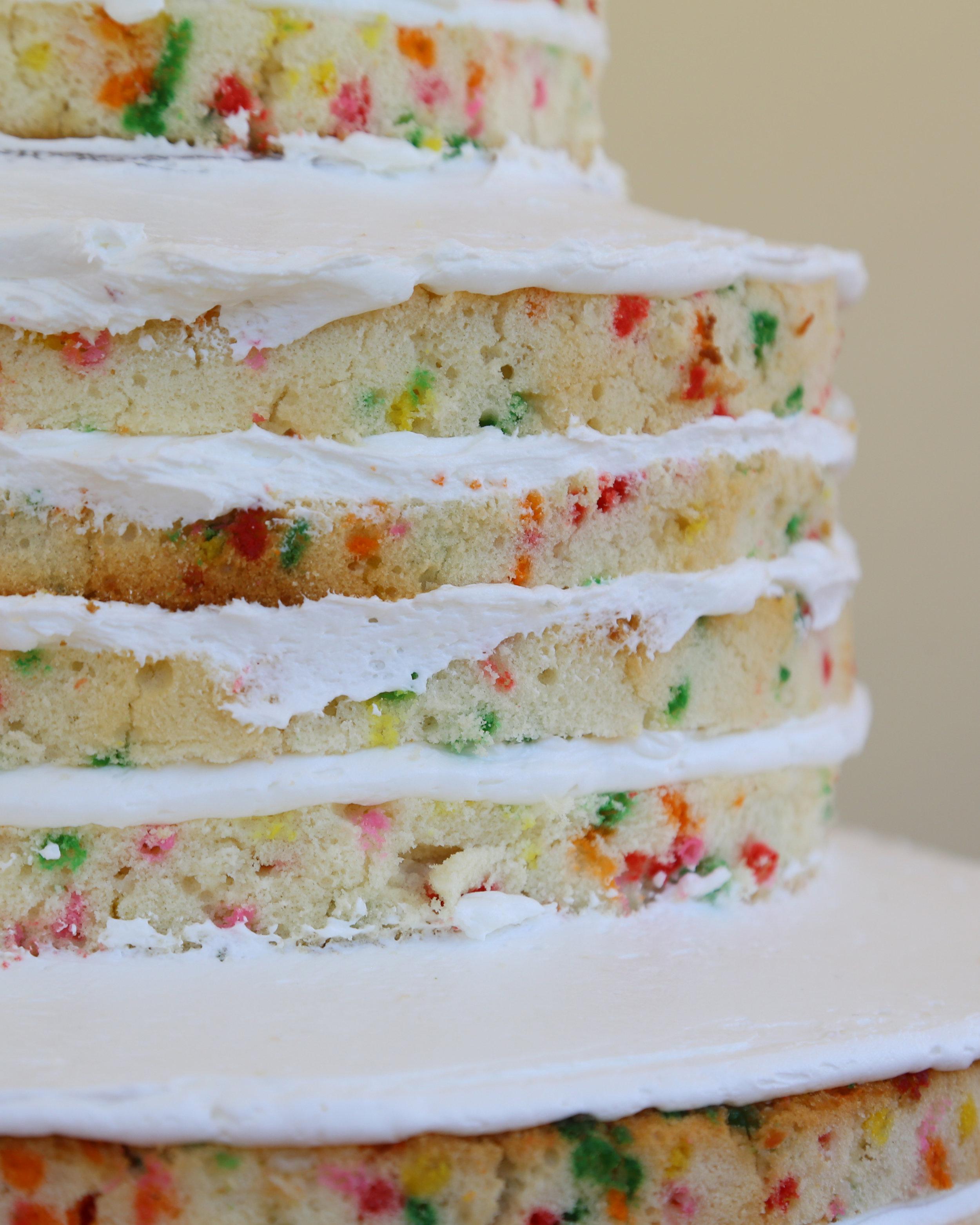 Wedding Cake Detail #1
