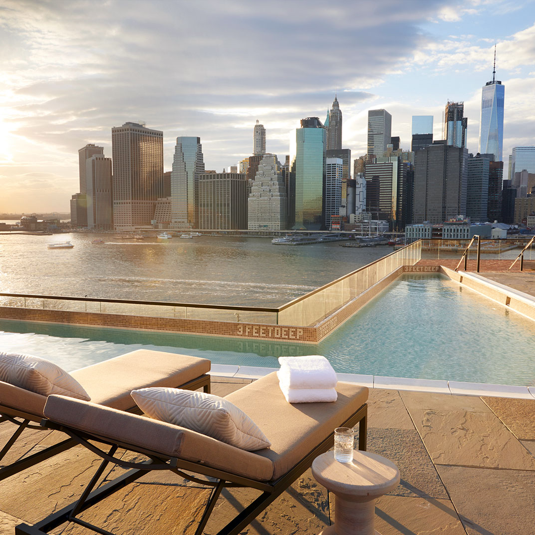 1Hotel Brooklyn Bridge - $$$$