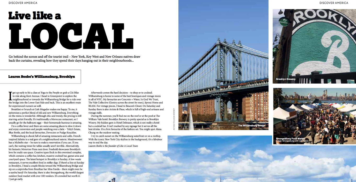 Brooklyn Travel Article