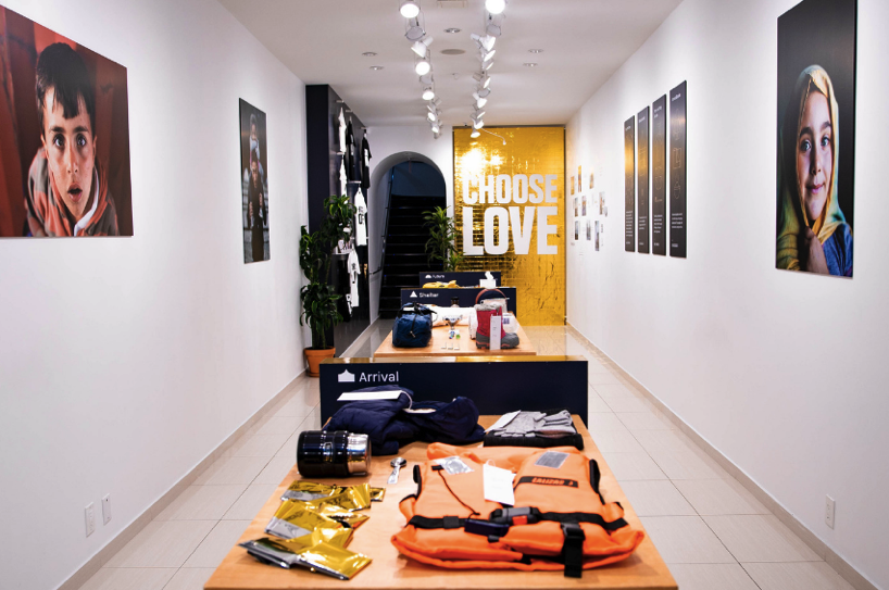 Choose Love's holiday pop-up lets you shop for refugees in need! - New York City is a city built by immigrants. Shop in store or online. The pop-up is at 456 West Broadway in Soho. Open through December 24th, 2018. CHOOSE LOVE WEBSITE