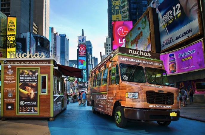 Times Square Food Tour
