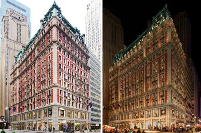Times Square Architecture Tour