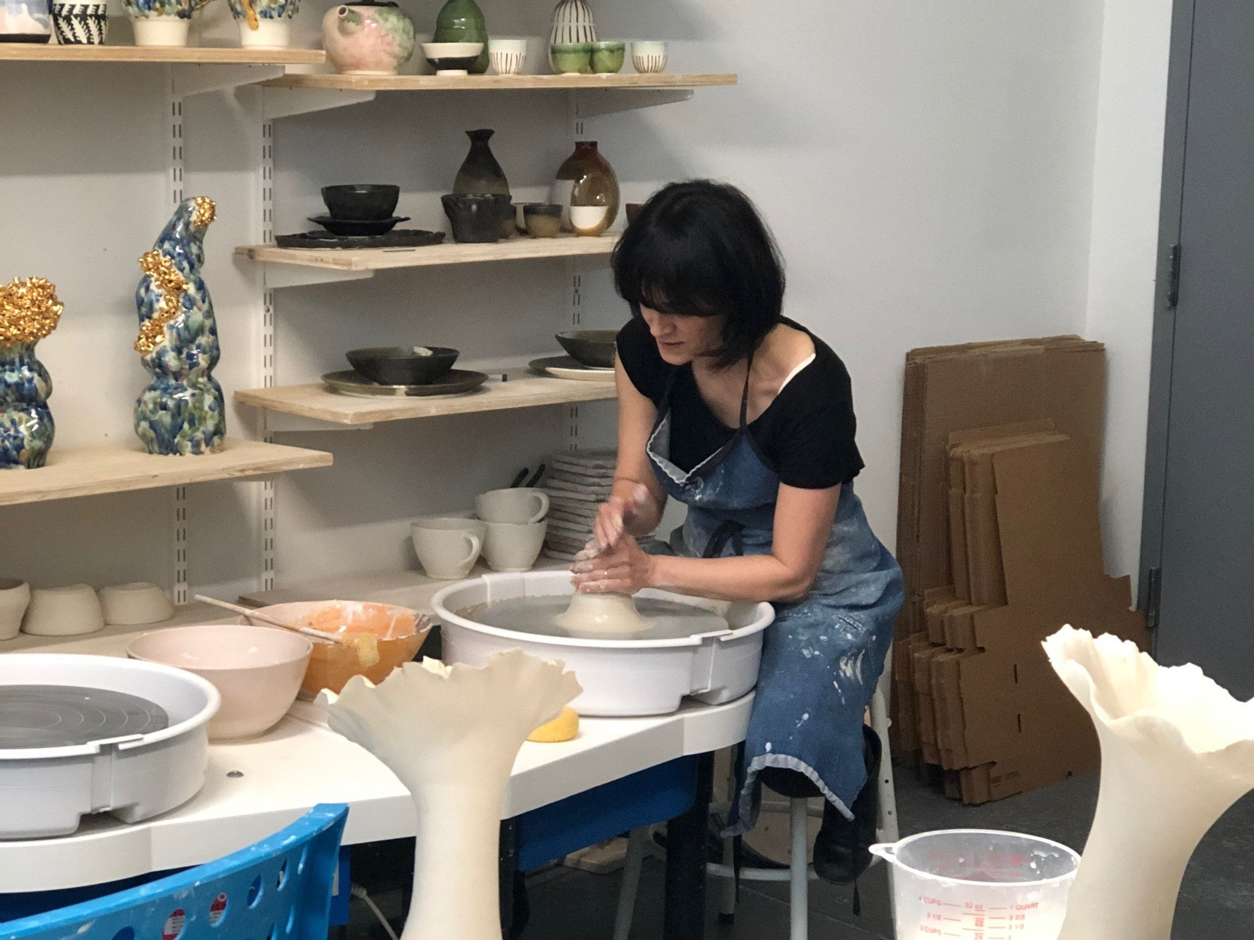 Behind the Scenes: In the studio with Micol Ceramics -