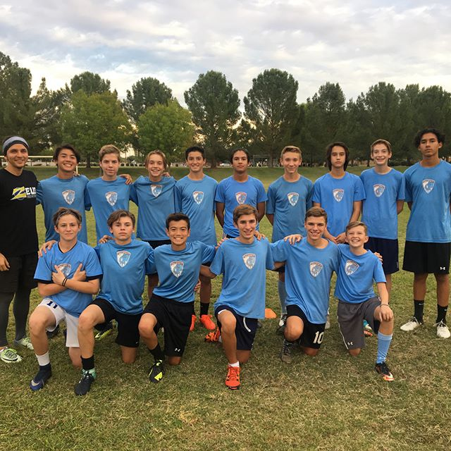 Fadi's FC Challenge 03 & 04 Boy's working hard and getting the results, goofy bunch but these boys are good! http://ow.ly/mFfD30g6pt0