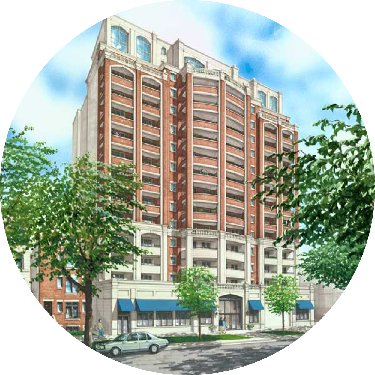 Parkview East <br> CHICAGO, ILLINOIS
