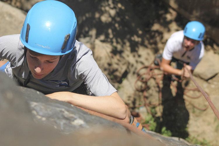 About Passages — Peak Experiences | Indoor Rock Climbing Centers