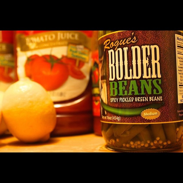 Bolder Beans! Photo by Chelsea Beck