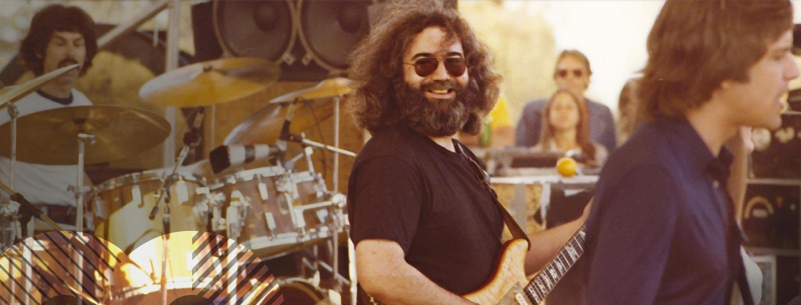 The man- Jerry Garcia (Photo Credit:  jerrygarcia.com )