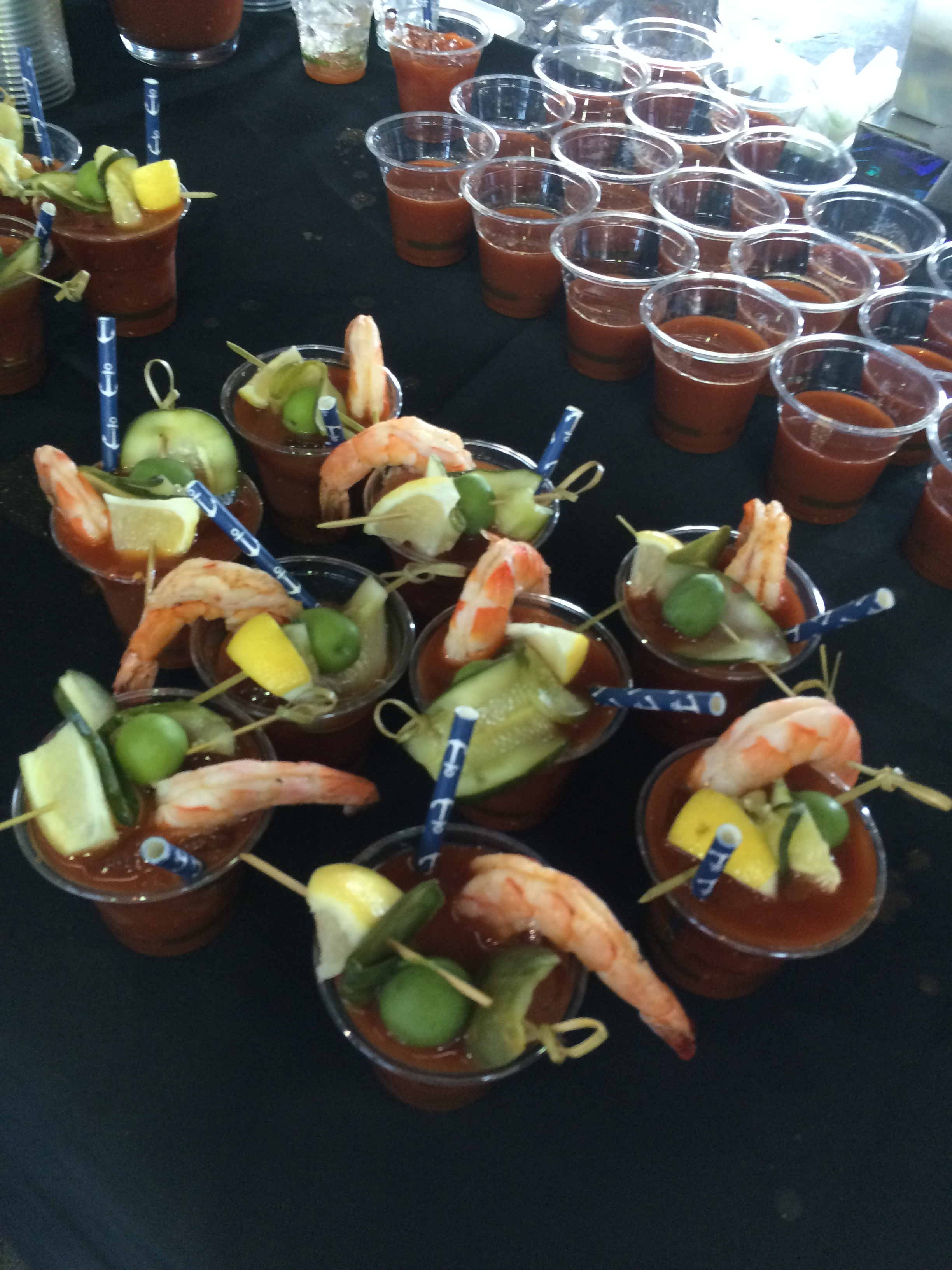 Stoic & Genuine's Seafood-inspired Bloody Mary