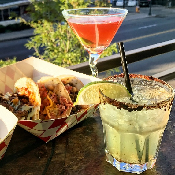 Tacos + Tequila!