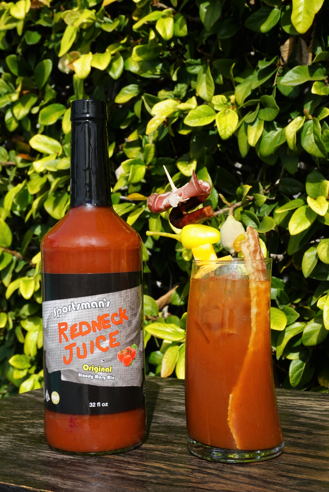 Meat-ful Bloody Mary
