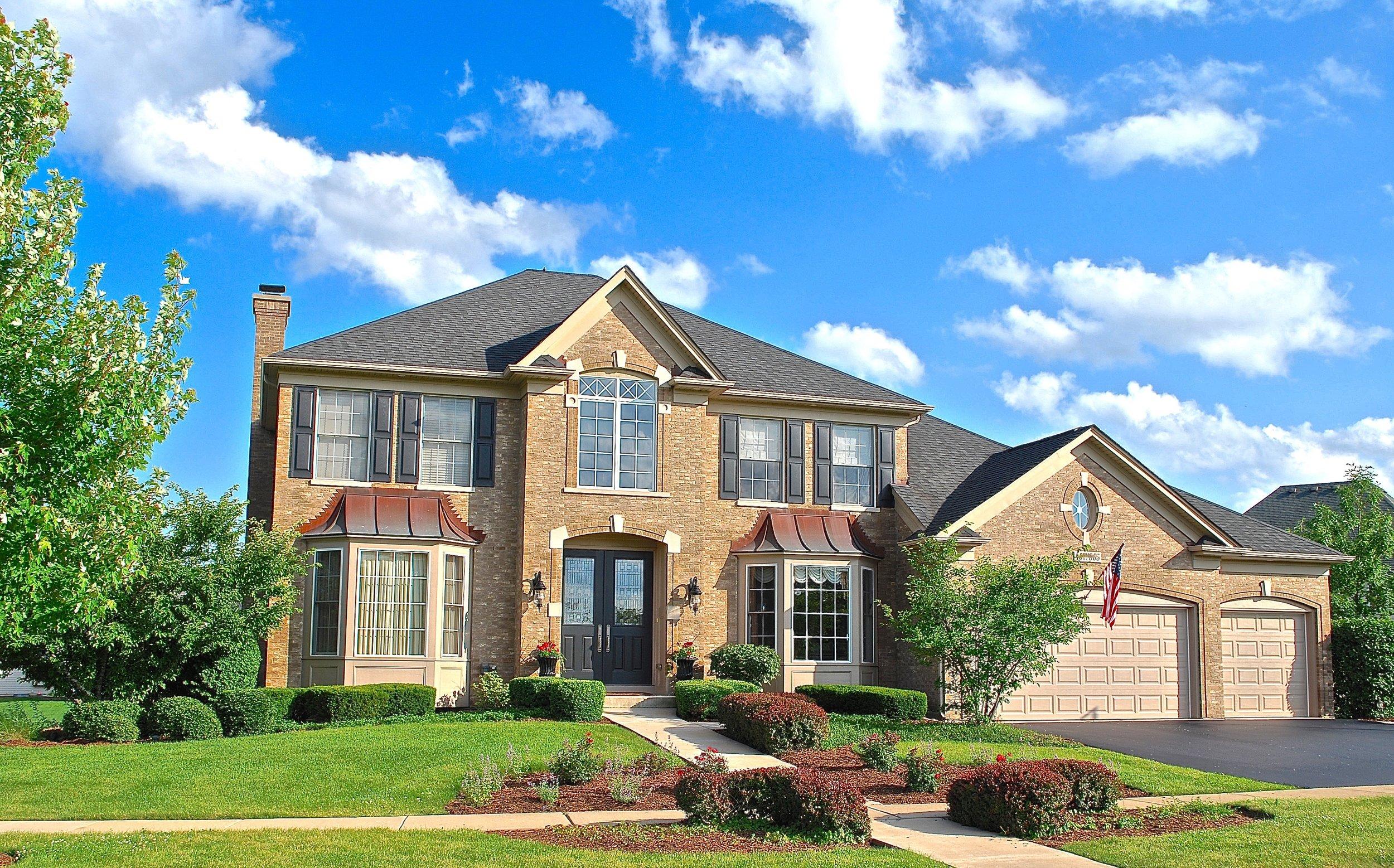 Fox Creek St. Charles IL. 60175.  Custom Home by Southampton Builders