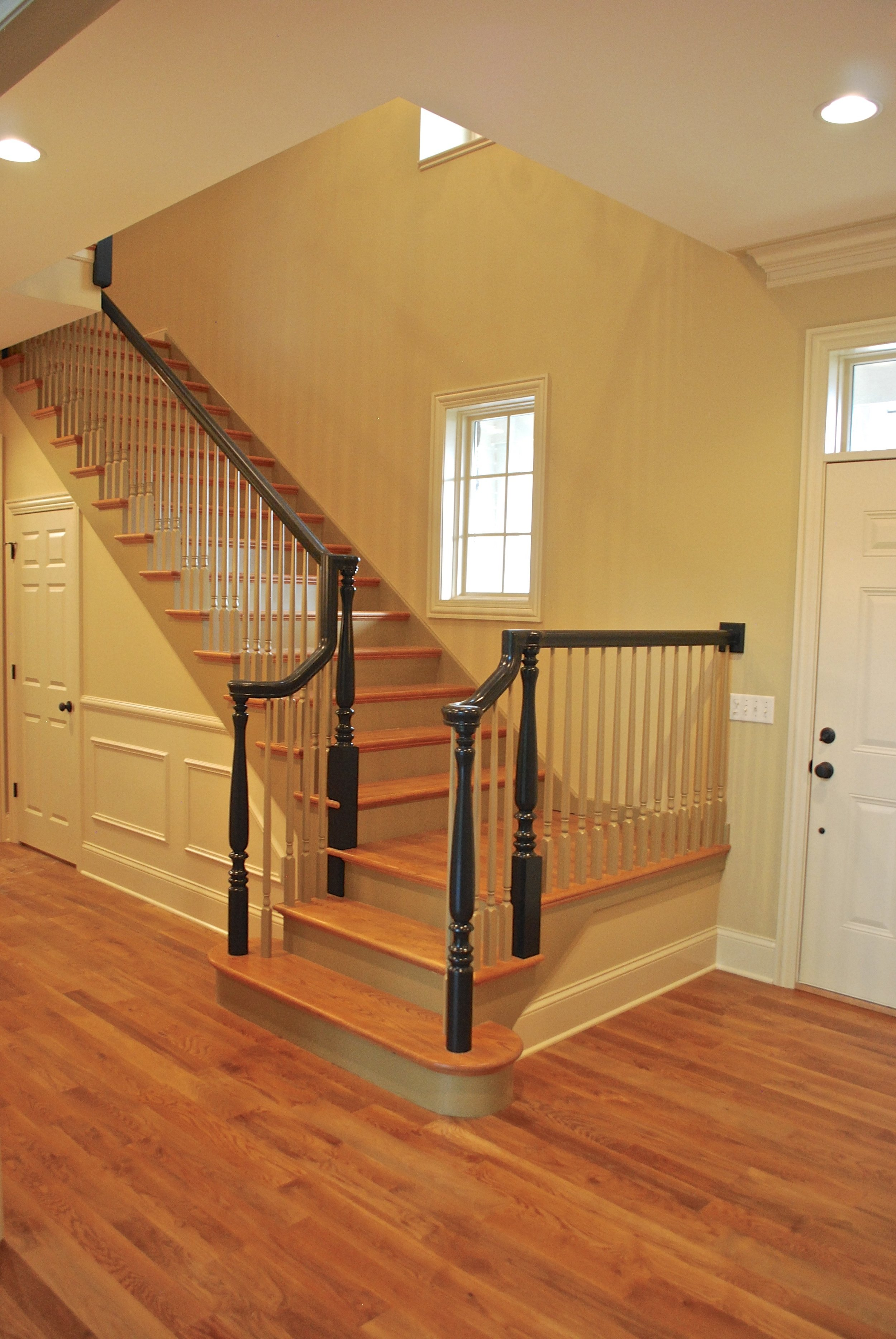 Historical Replica Stair Case
