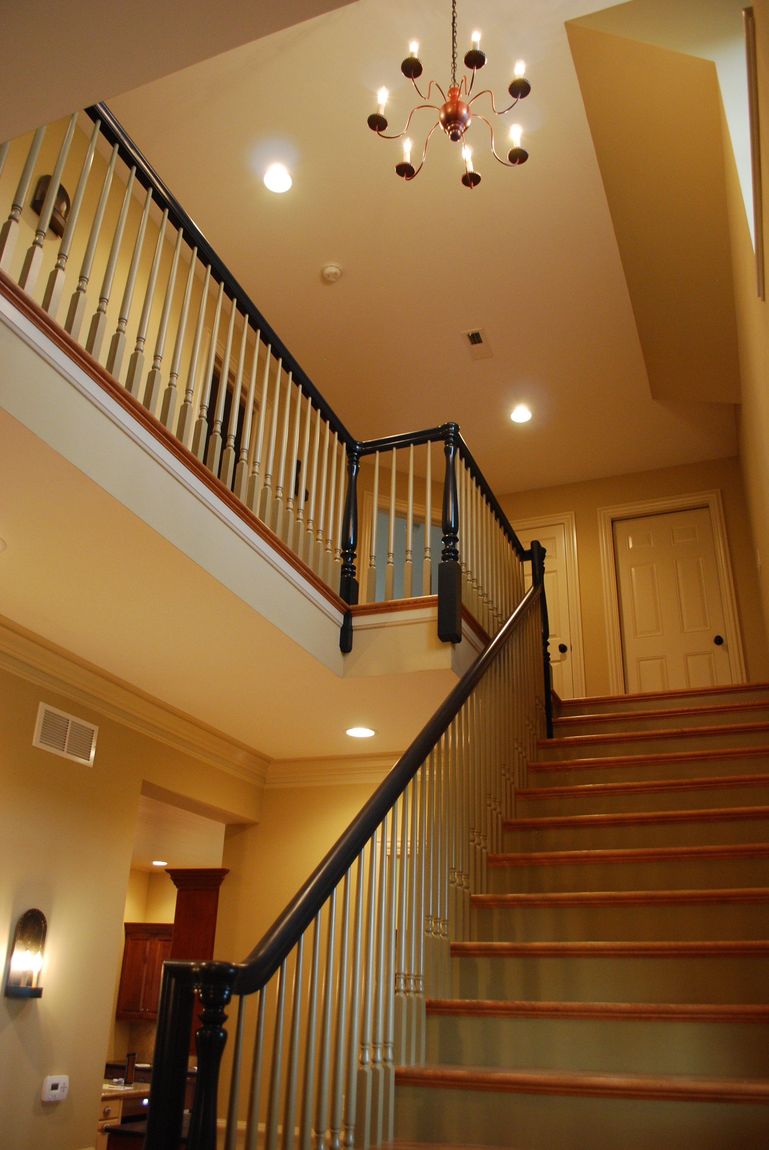 Historical Stair Case Remodel