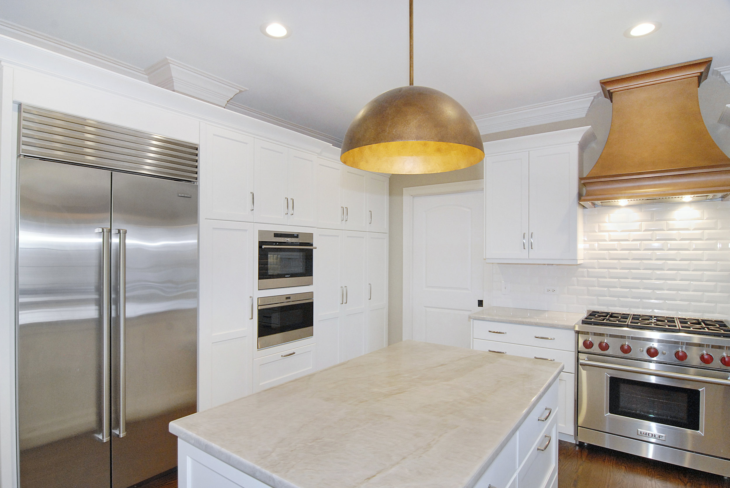 GLEN ELLYN KITCHEN RENOVATIONS