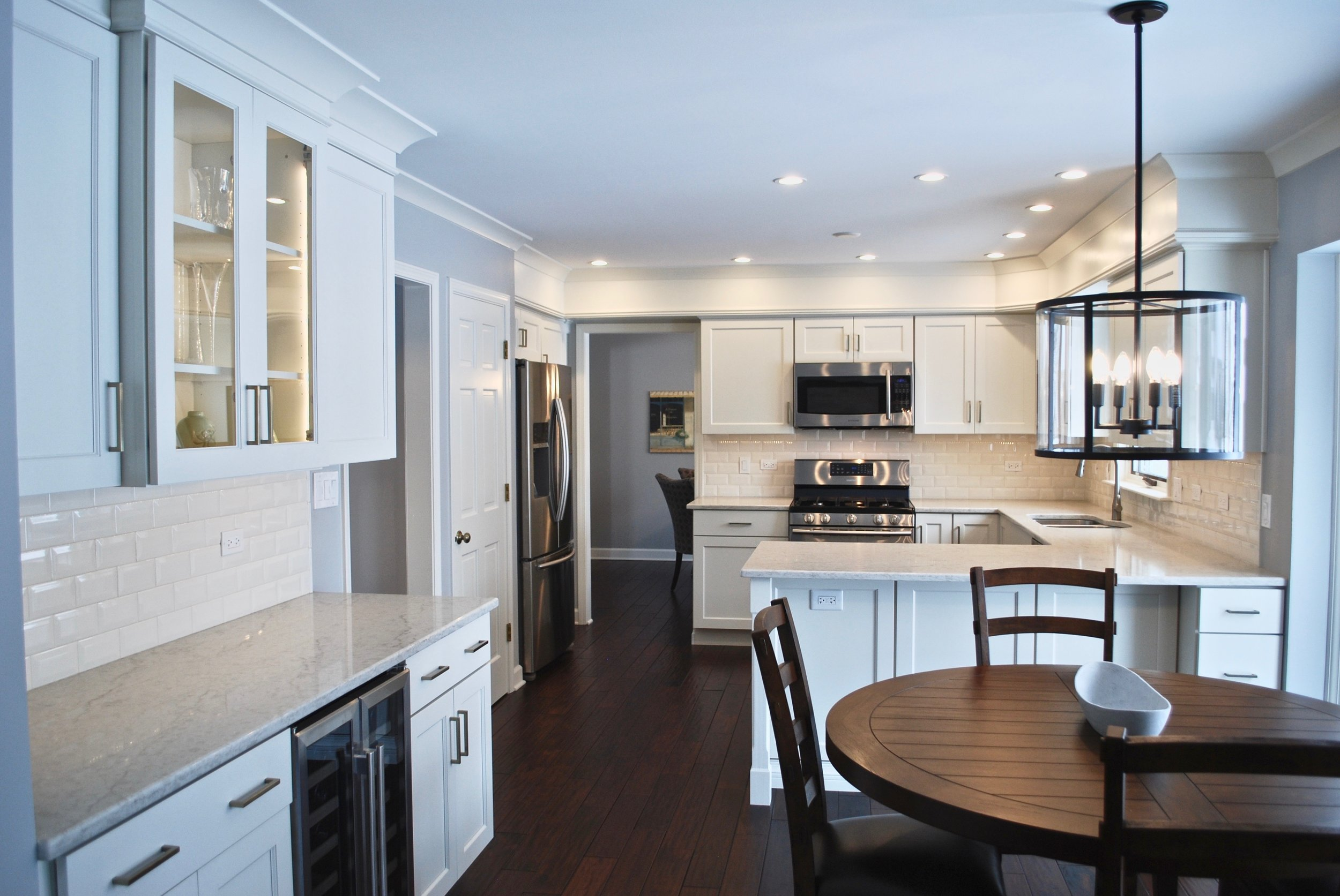 ST. CHARLES KITCHEN DESIGN