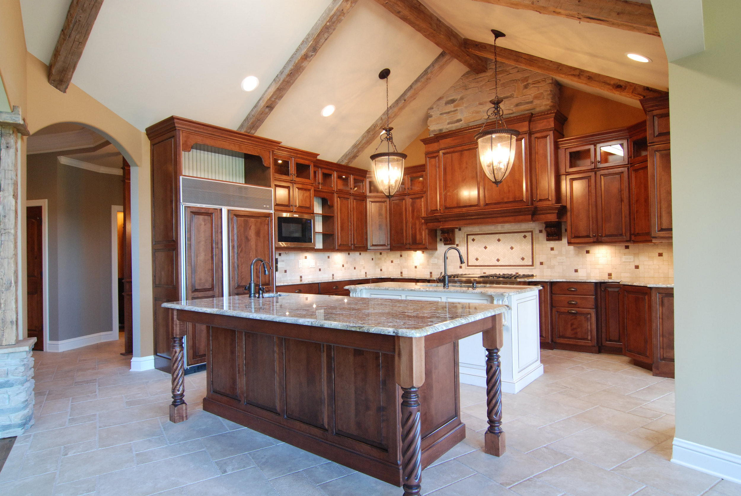 NAPERVILLE IL KITCHEN RUSTIC REMODELING